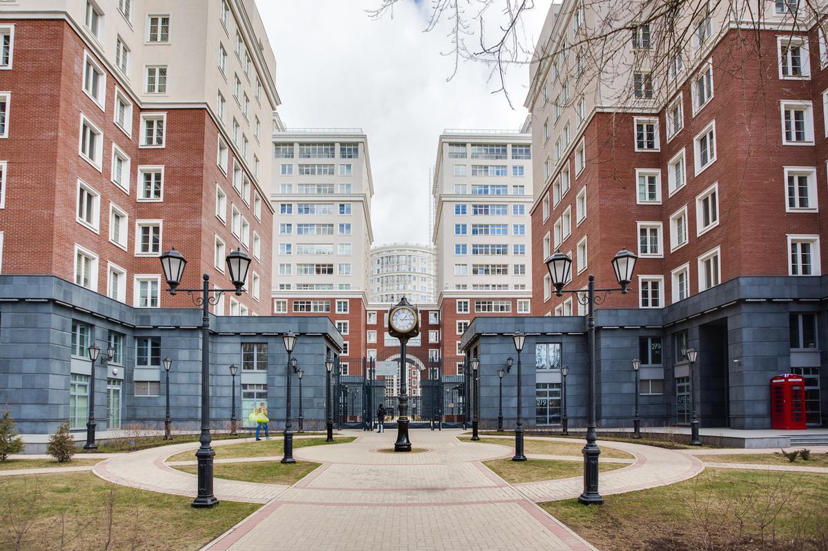 Квартира Английский Квартал, id as31601, фото 2