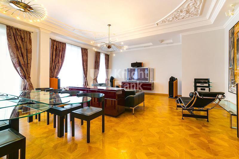 Квартира Борисоглебский переулок, 15стр2, id al32651, фото 1
