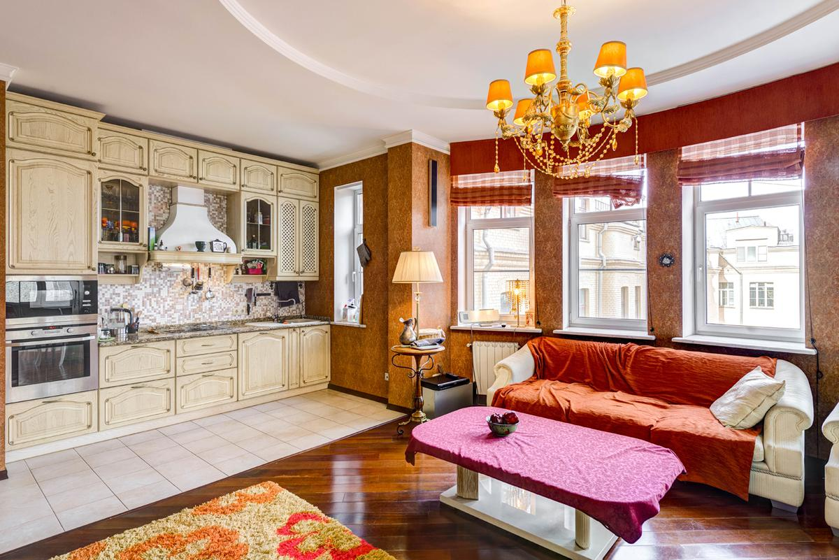 Квартира Малый Козихинский переулок, 14, id as33401, фото 2