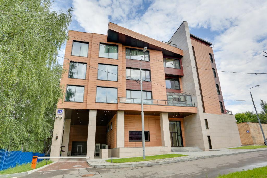 Апартаменты Мосфильмовская, 38А, id as33890, фото 1
