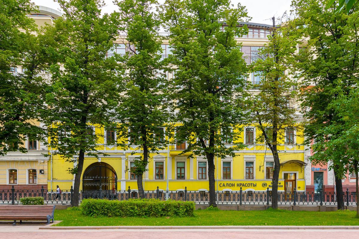 Квартира Петровский бульвар, 21, id as34230, фото 8