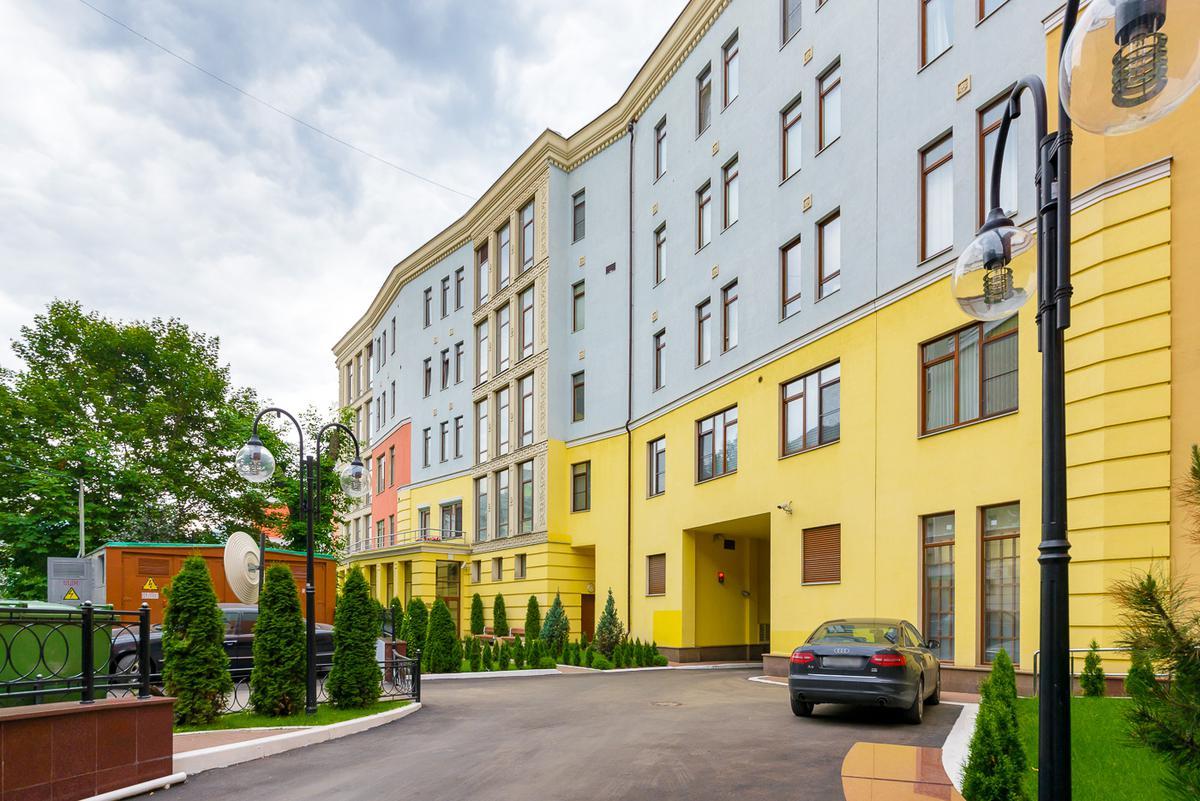 Квартира Петровский бульвар, 21, id as34230, фото 15