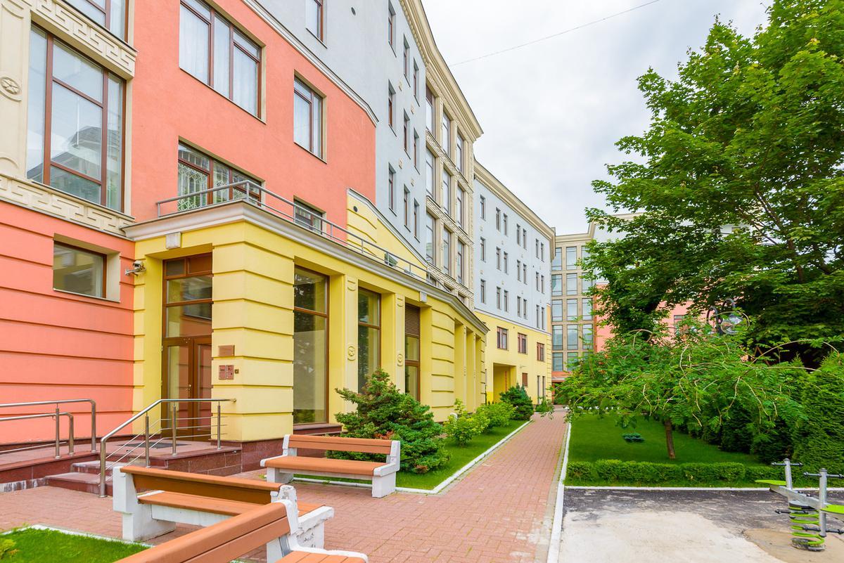 Квартира Петровский бульвар, 21, id as34230, фото 13