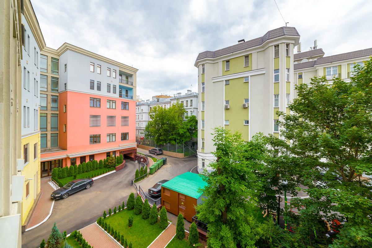 Квартира Петровский бульвар, 21, id as34230, фото 10