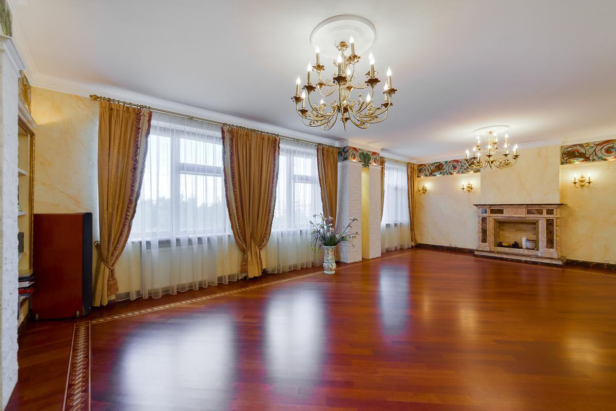 Квартира Мичуринский проспект, 6корп1, id as34257, фото 1