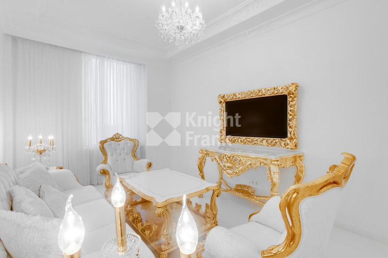 Квартира Дом на Мосфильмовской, id as34593, фото 1