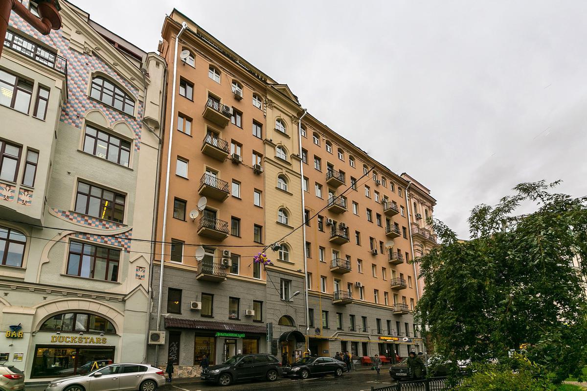 Квартира Благовещенский переулок, 5, id as34774, фото 2
