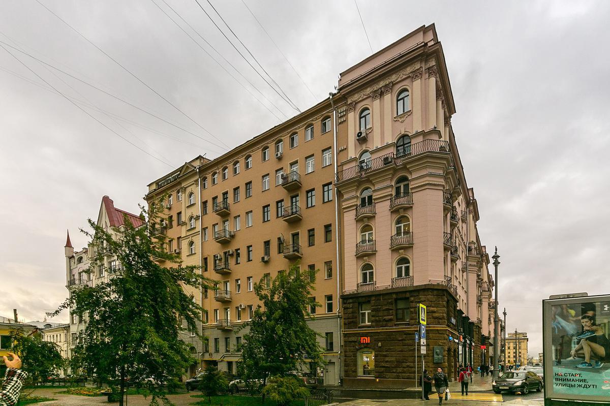 Квартира Благовещенский переулок, 5, id as34774, фото 4
