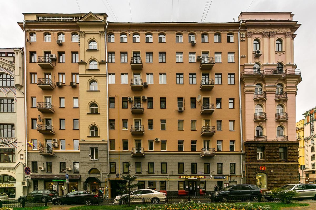 Квартира Благовещенский переулок, 5, id as34774, фото 1