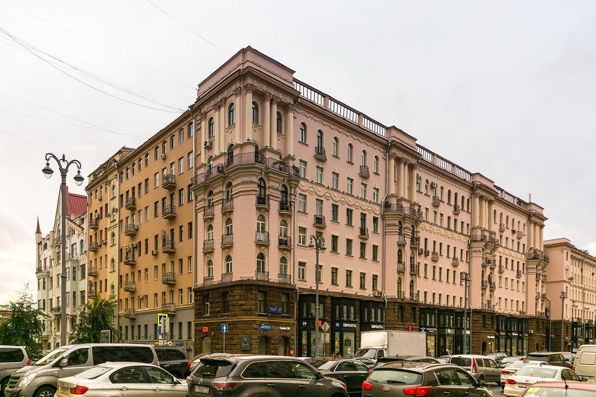 Квартира Благовещенский переулок, 5, id as34774, фото 3