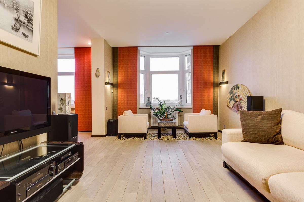 Квартира Триумф Палас, id as35447, фото 1