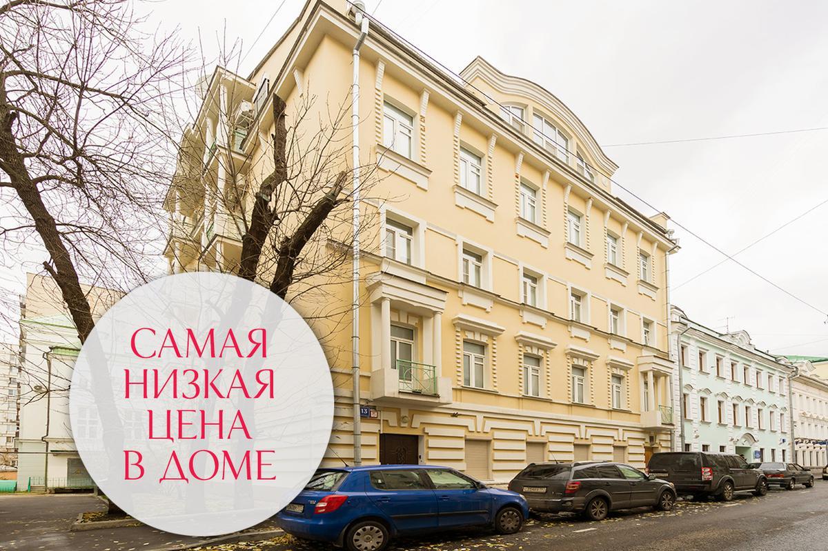 Квартира Большой Головин переулок, 13стр2, id as35479, фото 1