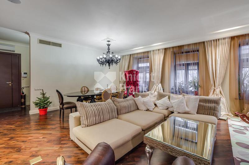 Квартира Малая Молчановка, 6, id as35784, фото 3
