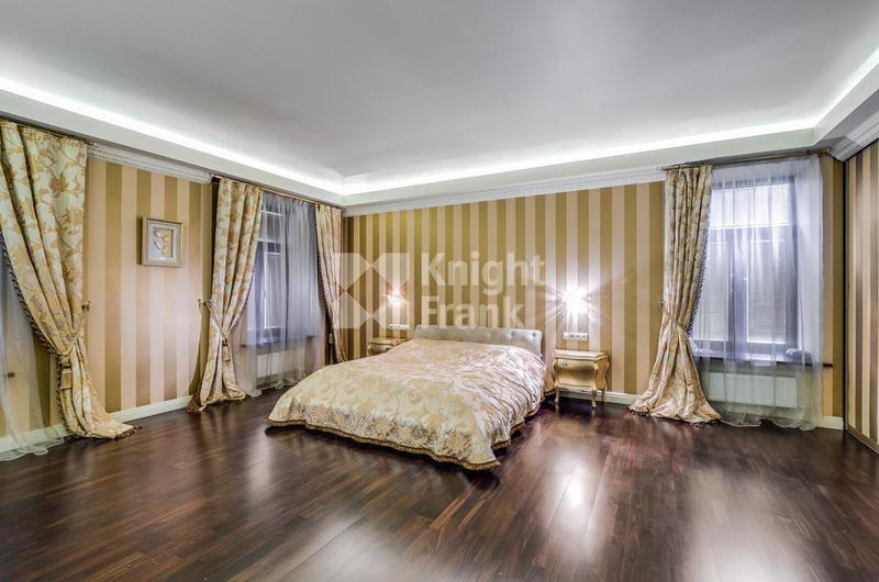 Квартира Малая Молчановка, 6, id as35784, фото 4