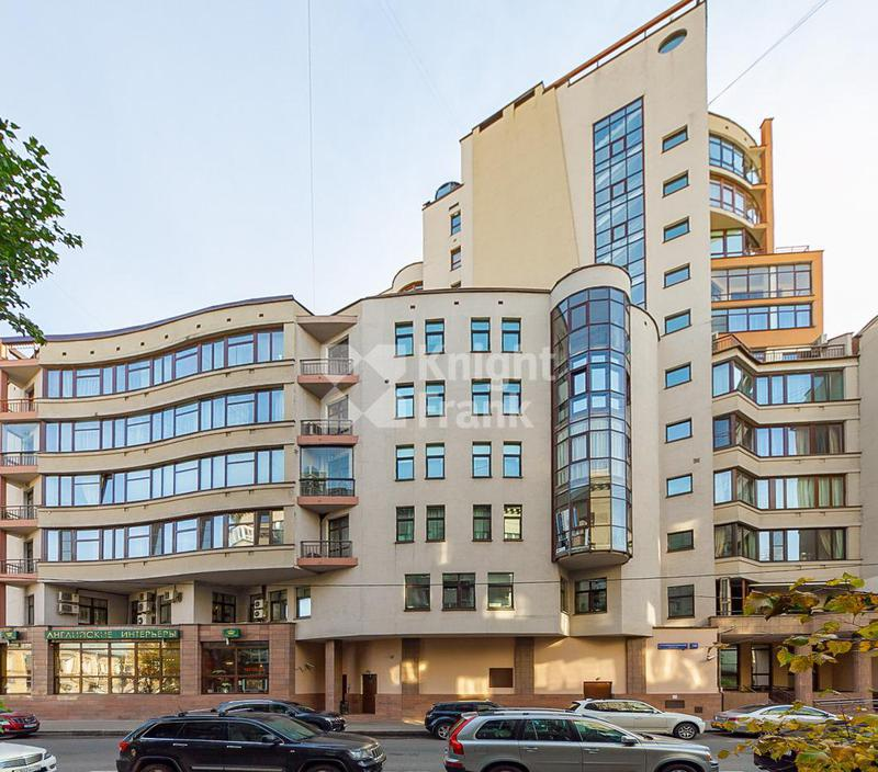 Жилой комплекс Старопименовский пер., 10, id id36195, фото 2