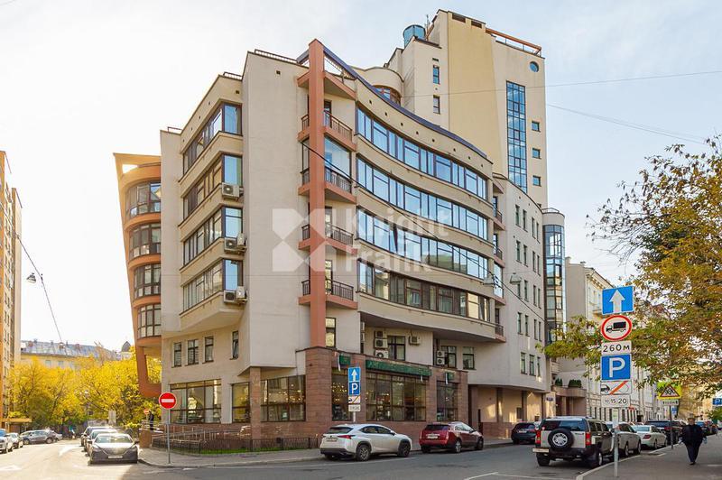 Жилой комплекс Старопименовский пер., 10, id id36195, фото 1