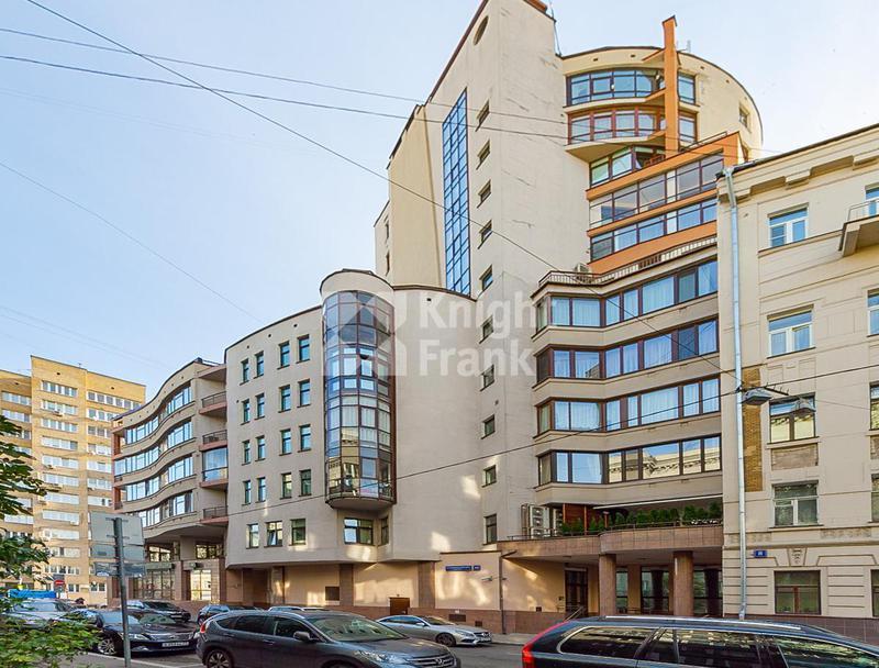 Жилой комплекс Старопименовский пер., 10, id id36195, фото 3