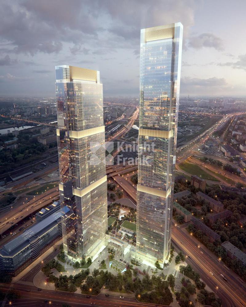 Апартаменты Neva Towers, id as36503, фото 1