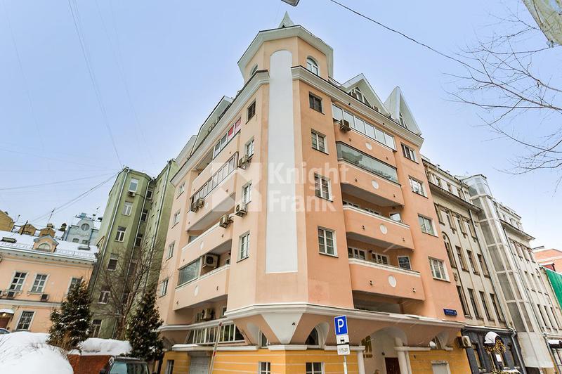 Жилой комплекс Последний переулок, 14, id id36665, фото 1