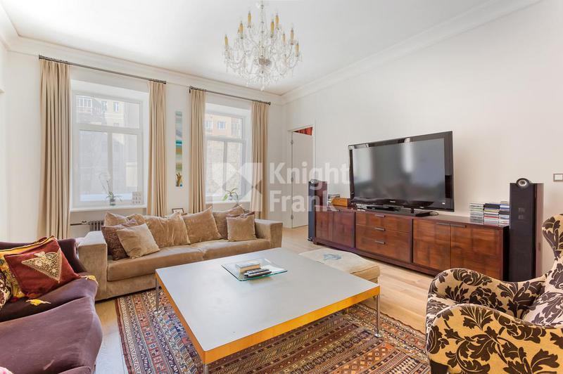 Апартаменты Нащокинский переулок, 6, id as36841, фото 1