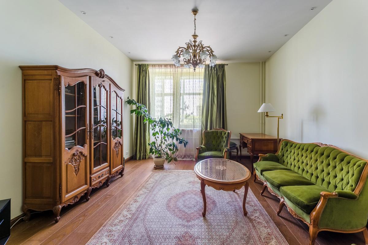 Квартира Ностальгия, id as36879, фото 1