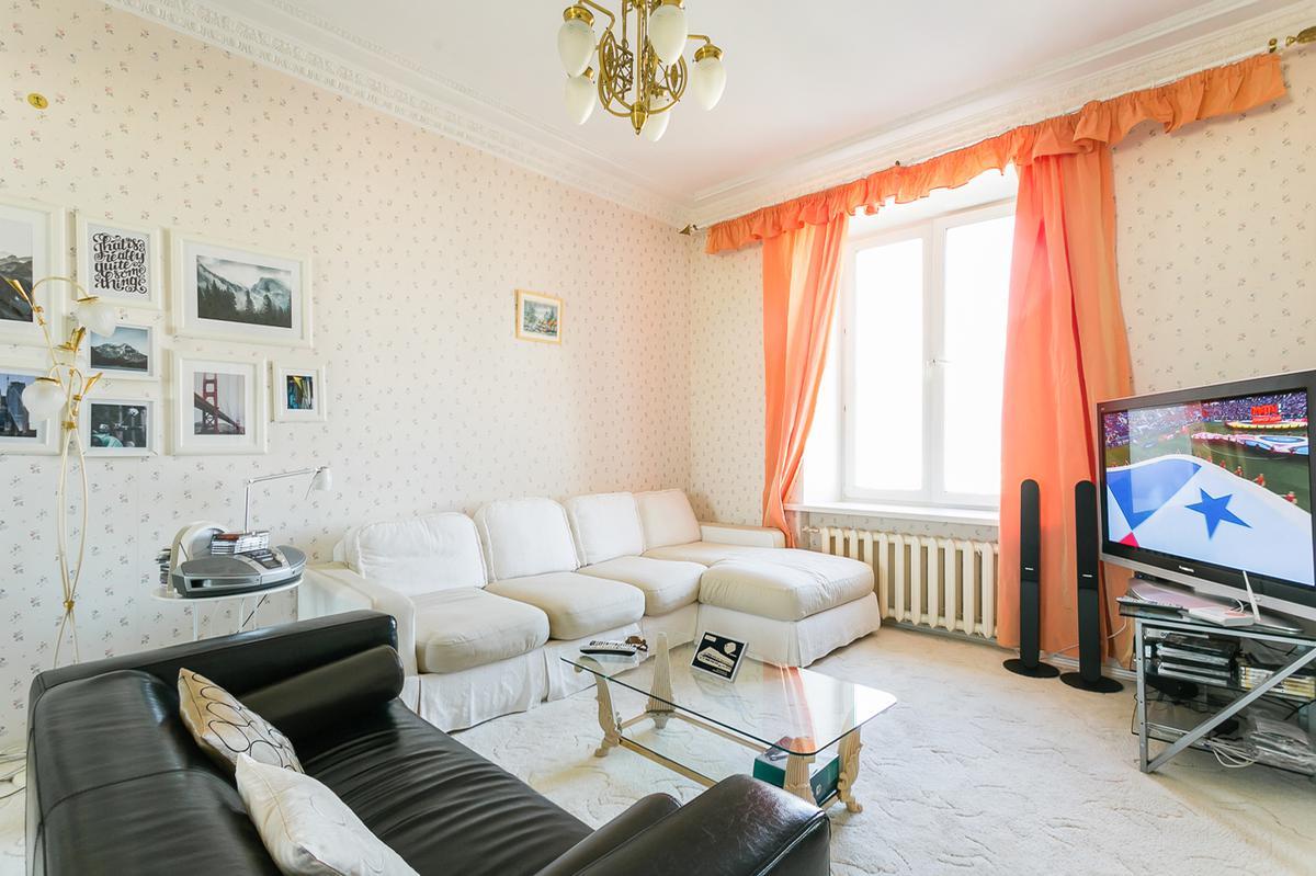 Квартира Кудринская площадь, 1, id as37084, фото 2