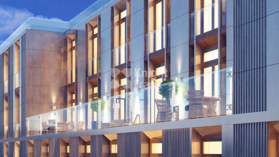 Апартаменты Клубный дом на Сретенке, id as37137, фото 1