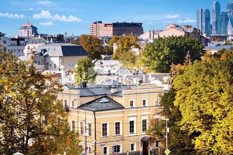 Апартаменты Резиденция на Покровском бульваре, id as37154, фото 1