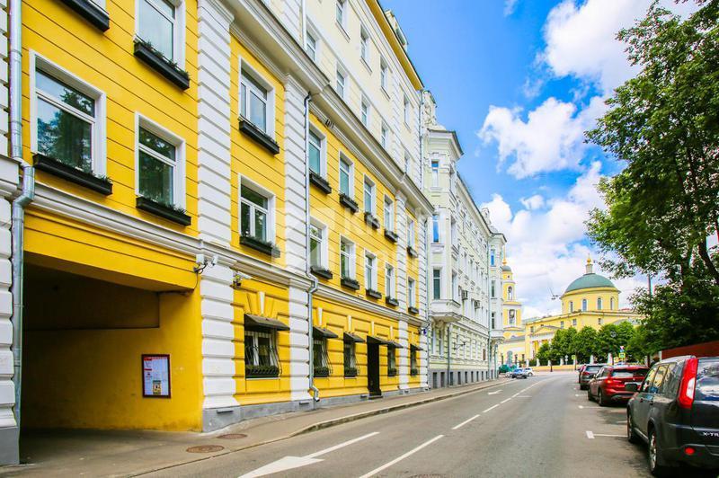 Жилой комплекс Мерзляковский переулок, 15, id id37185, фото 1