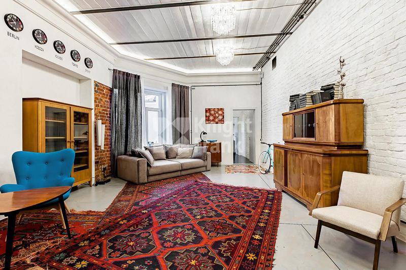 Квартира Мерзляковский переулок, 15, id as37186, фото 1