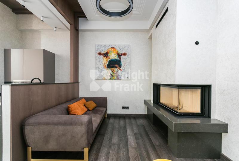 Квартира Садовые Кварталы, id al37463, фото 2
