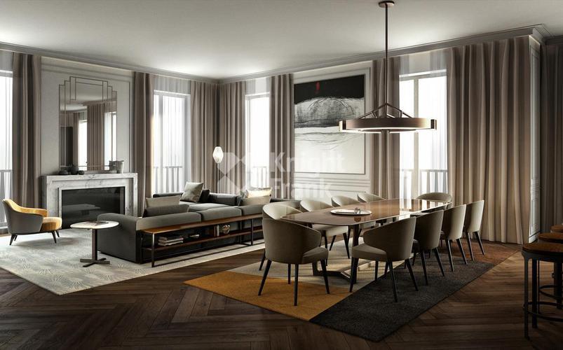 Апартаменты Fairmont & Vesper Residences, id as38024, фото 1