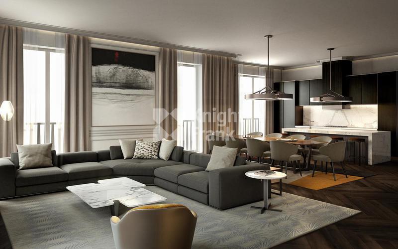 Апартаменты Fairmont & Vesper Residences, id as38033, фото 1