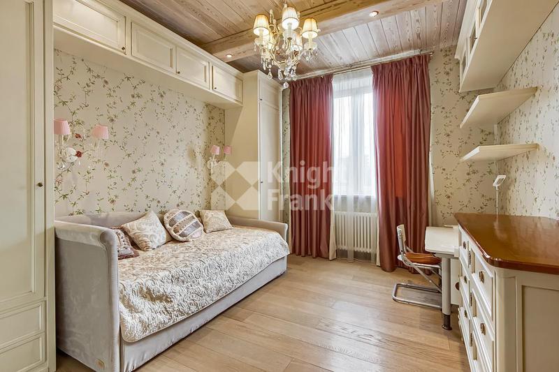 Квартира Шмитовский проезд, 20, id al38079, фото 4