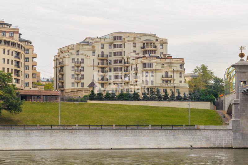 Квартира Дом в Ростовском переулке, id as39030, фото 1