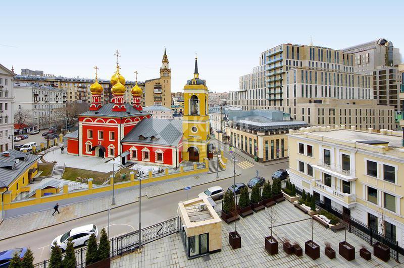 Апартаменты Smolensky De Luxe, id as39064, фото 3