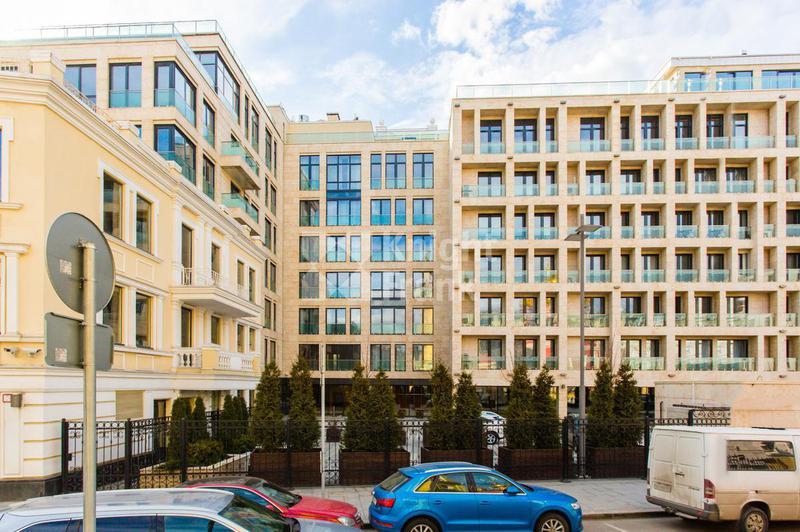 Апартаменты Smolensky De Luxe, id as39064, фото 1