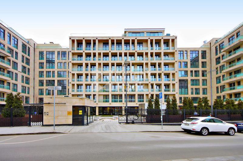 Апартаменты Smolensky De Luxe, id as39065, фото 3