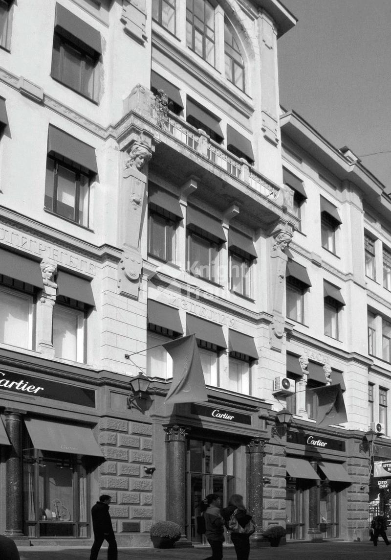 Квартира Столешников, 7, id as39150, фото 1