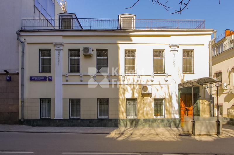 Апартаменты Коробейников переулок, 22стр1, id al39164, фото 4