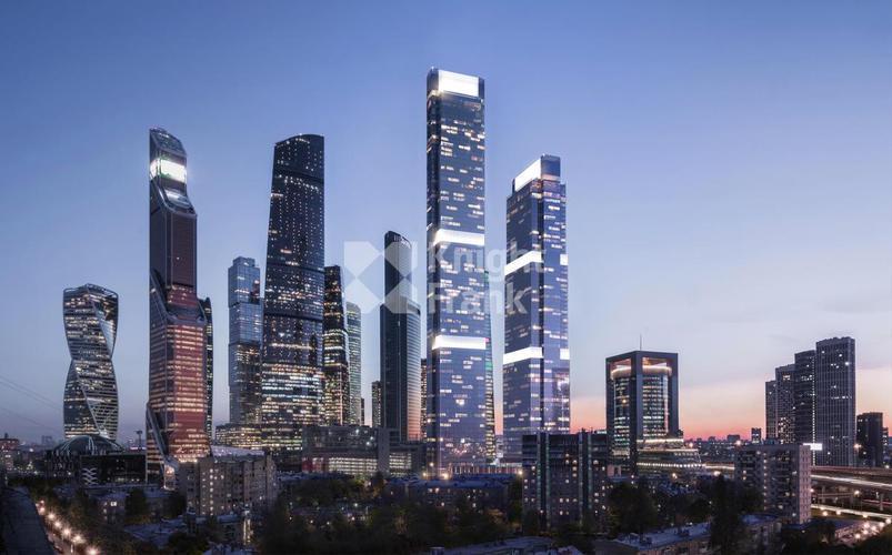 Пентхаус Neva Towers, id as39414, фото 2