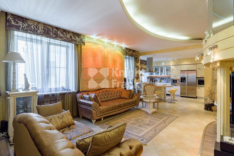 Квартира Старый Толмачёвский пер., 3, id as39495, фото 3