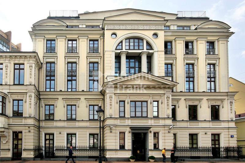 Жилой комплекс Большая Никитская, 45, id id6117, фото 2