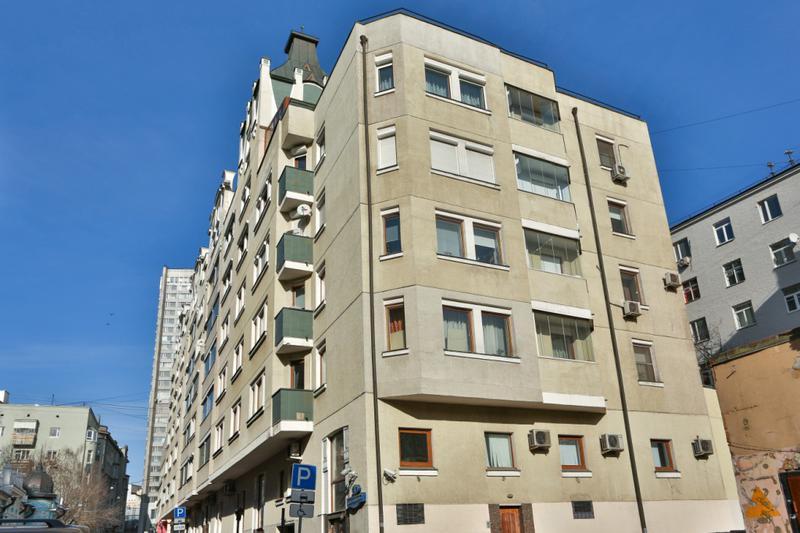 ЖК Малый Николопесковский переулок, 4, id id6179, фото 3