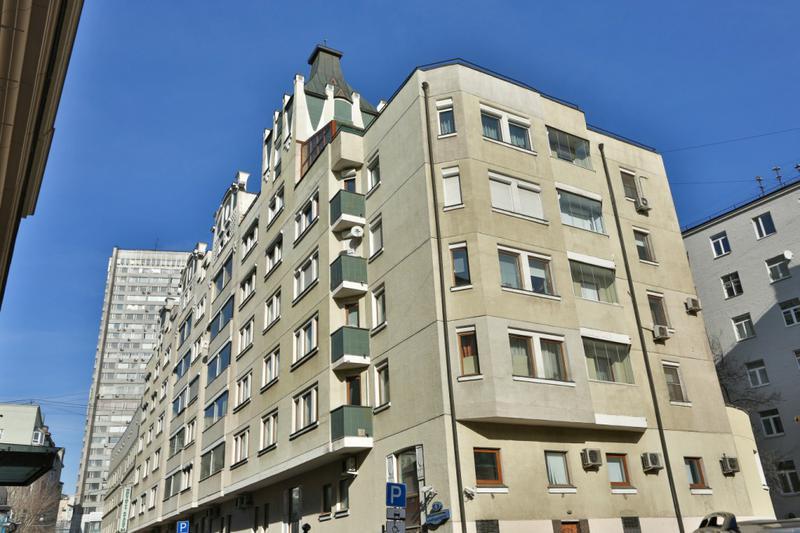 ЖК Малый Николопесковский переулок, 4, id id6179, фото 2