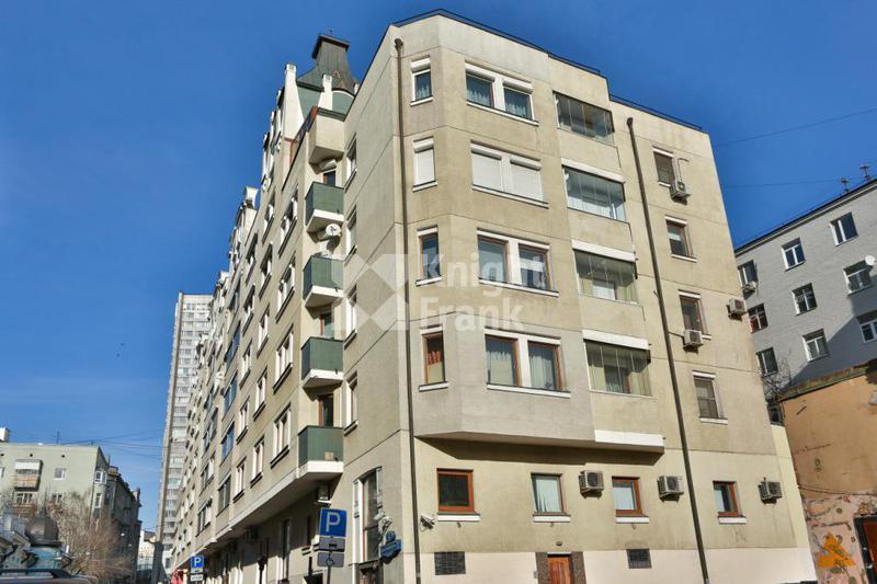 Жилой комплекс Малый Николопесковский переулок, 4, id id6179, фото 3