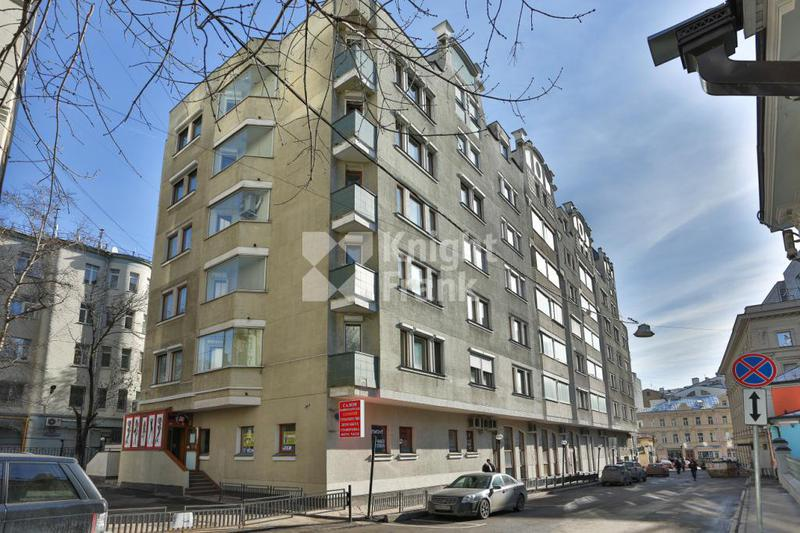 Жилой комплекс Малый Николопесковский переулок, 4, id id6179, фото 1