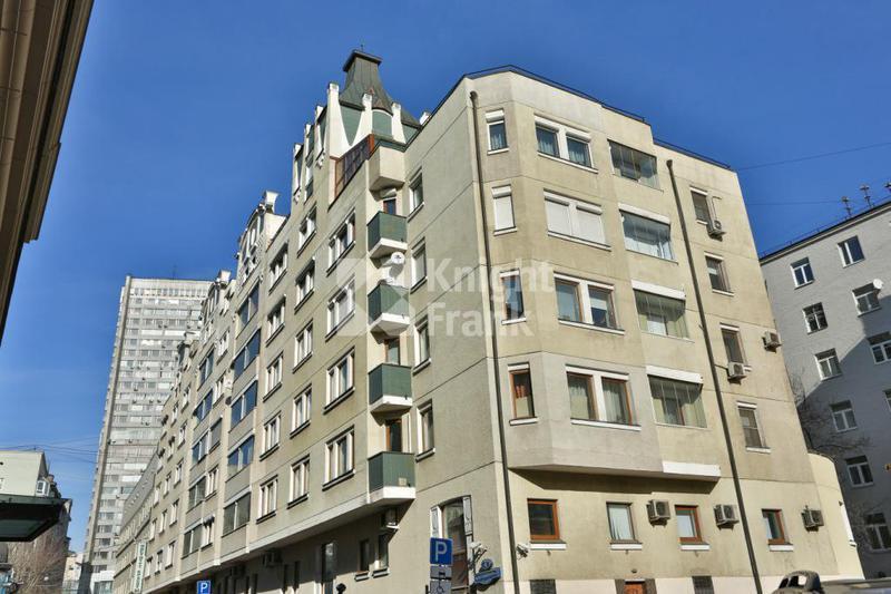 Жилой комплекс Малый Николопесковский переулок, 4, id id6179, фото 2