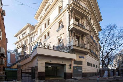 Жилой комплекс Зачатьевский 2-й переулок, 11/17, id id6447, фото 2