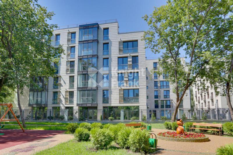 Жилой комплекс Особняк в Хилковом переулке, id id6604, фото 1